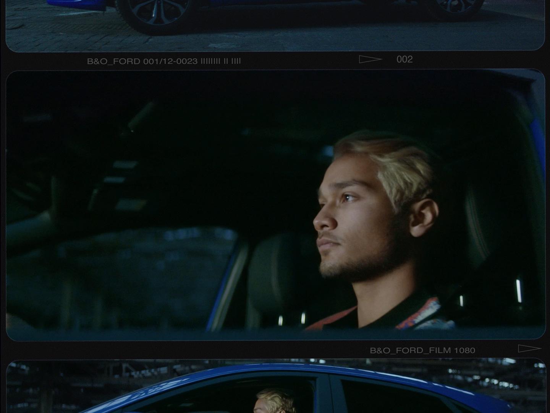 Bang & Olufsen + Ford